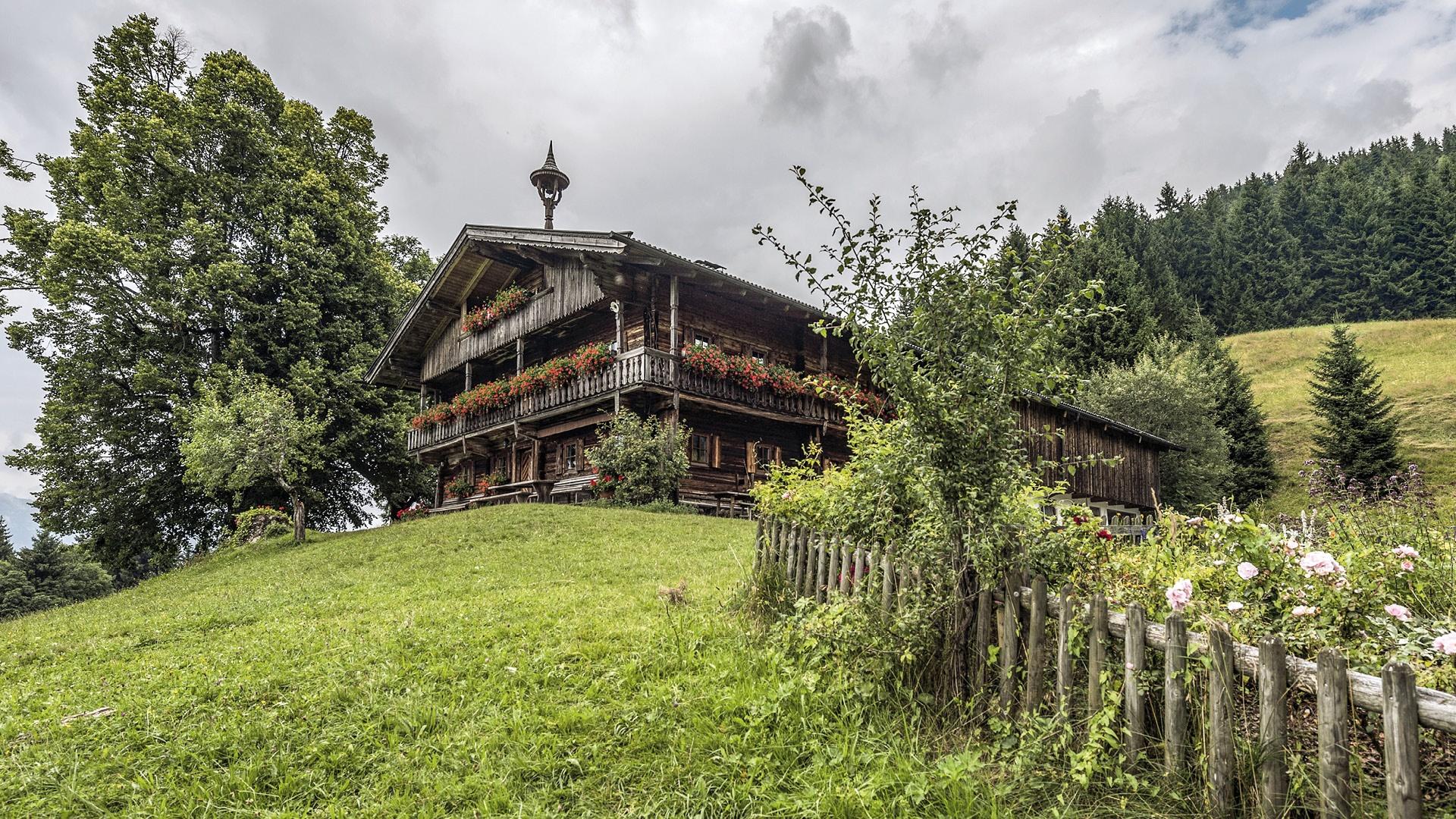 Hotel Tom Sojer in Ellmau am Wilden Kaiser